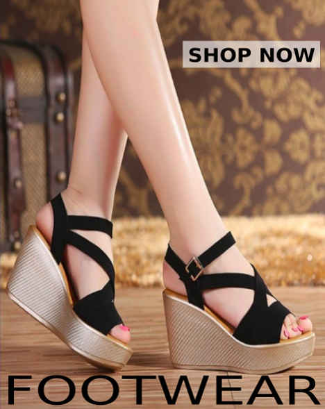 New Arrivals And Best Online Shopping For Footwear, Shoes, Boots, Sandals, Flip Flops, Pumps And Slippers For Women At Best Price