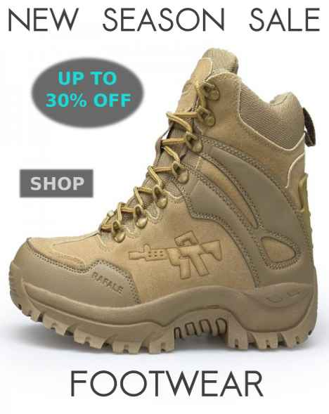 Online Shopping For New Arrival Winter Footwear, Shoes, Boots, Ankle Boots, Leather Shoes, Show Boots, Russian Boots, Military Boots, Italian Boots, Warm Casual Shoes, Autumn Sneakers, Fur Shoes And Warm Winter Flip Flops For Men Exclusively At Shopperwear Fashion With Deals And Discounts Of Up To 40% Off