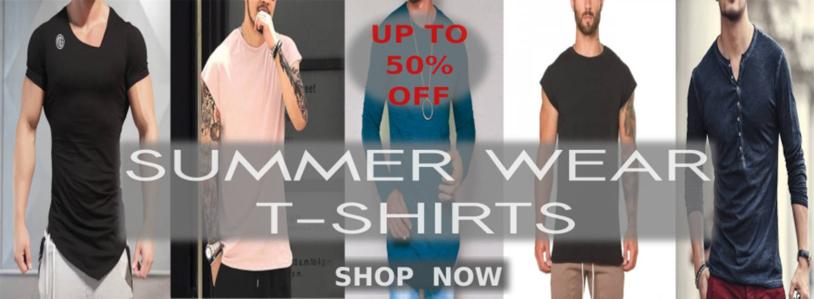 Buy Trending Designer Tops, T-Shirts, Sleeveless Vests, Cotton Shirts, Tanks, Under Shirts, Gym Outfits, Compression Shirts And Cool Summer Beach Clothing For Men At Big Discounts Of Up To 50% Off On Shopperwear Fashion