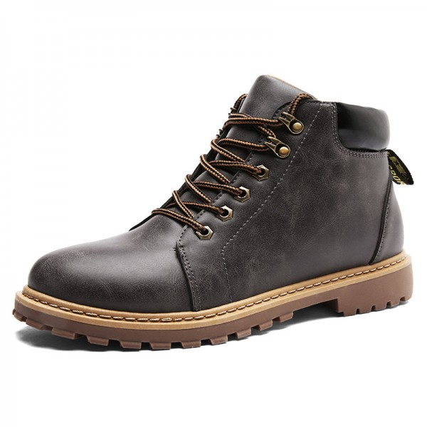 Trending Winter Boots And Leather Footwear For Men At Shopperwear Fashion
