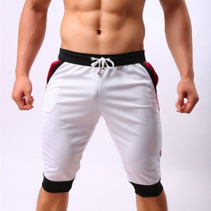 Beach Board Shorts Running Shorts Men Quick Dry Polyester Mesh Swimwear Boardshorts Bermudas Trunks
