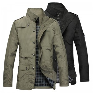 Brand Mens slim Jacket coat Fashion jaqueta Business Casual Coats for men chaqueta male jackets Outerwear Veste Homme