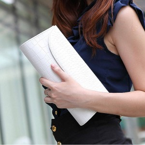 Clutch Shoulder Bags Leather Crossbody Wedding Messenger Latest Women Thumbnail