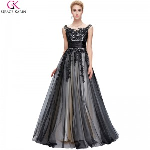 Elegant Long Evening Dress Beaded Tulle Mother Of The Bride Dresses Vestidos Formal Gowns Robe De Soiree