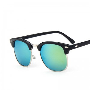 Fashion Classic Luxury Gold Frame Men Women Sunglasses Cool Beach Wear Thumbnail