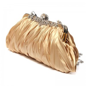 Fashion Party Wedding Handbags Purse Soft Evening Events Elegant Design Thumbnail