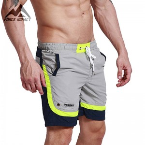 Fashion Summer Sexy Beach Leisure Shorts Fast Dry Elastic For Men Thumbnail
