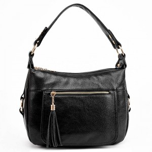 Genuine Leather Fashion Women Totes Messenger Bags For Women Shoulder Ladies Bags Travel Bags Thumbnail
