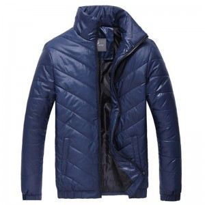 HEE GRAND Hot Sale Men Winter Coat Padded Jacket Autumn Winter Outwear Casual Parkas Solid Color