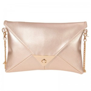High Quality Messenger Lady Bags Clutches Envelope Pu Leather Design Thumbnail