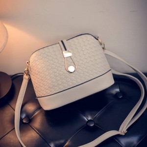 High Quality Women Handbags Shell Bags Pu Leather Ladies Messenger Shoulder Bags Tote Clutch Thumbnail