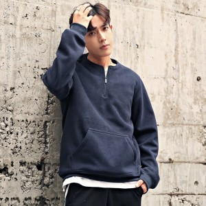 Hip Hop Hoodie Sweatshirt Mens Color Block Patchwork Harajuku Hoodie Streetwear Casual Baggy Pullover Oversized Autumn