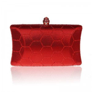 Hot Prom Box Clutch Temperament Late Outfit Party Bags With Chains Dinner Women Evening Clutches For Women Thumbnail