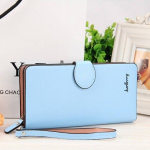 Ladies Purse Clutch Fashion Female Wallets Long Design New Women Thumbnail