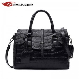 Leather Bags Handbags New Casual Bags Tote Spanish Style Leather Bags New Arrival For Women Thumbnail