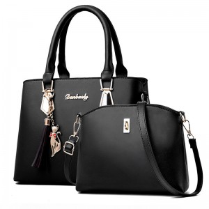 Luxury Casual Bags And Handbags For Women 2019 Shoulder Bags Tassel Fashion Bags For Women