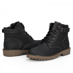 Men Boots Plus Size 37 45 Winter Boot Casual Shoes British Style Tooling Boots Desert Boots Working Male Footwear Shoes