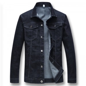 Men Denim Jeans Jackets Coats Jaqueta Masculina Male Casual Fashion Slim Fit Plus Size Jacket Hombre