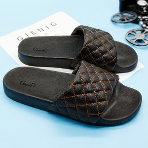 Mens Breathable Slippers Cool Towing Bottom Casual Anti Skid Wear Resistant Male Sandals Beach Flip Flops