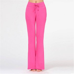 Modal Cotton Pants Casual Formal Wear Summer Trousers Latest For Women Thumbnail