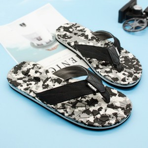d04daec3399e New Arrival 2018 Slippers For Men High Quality Flip Flops New Summer Style  Household Outdoor Sandals