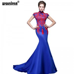 New Arrival Evening Dress Prom Dress Bridal Gowns Wedding Dress Long Trailing Party Gown Latest For Women Thumbnail