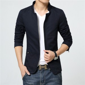 New Arrival Jacket Men Autumn Winter Fashion Jaqueta Masculino Cotton Quality Outerwear Slim Casual Style Clothing