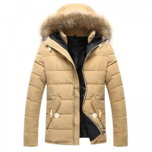 New Arrival Mens Coat Thick Warm Winter Outwear High Quality Outdoors Parkas 3 Colors Plus Size Male Outfit
