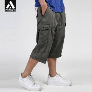 New Cargo Summer Styled Military Army Pockets Latest Design For Men Thumbnail