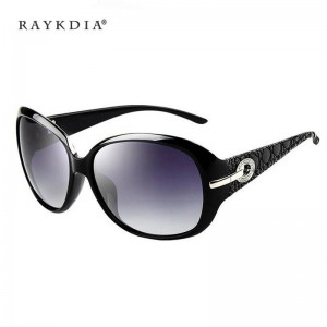 New Retro Polarized Sunglasses Vintage Cool Finish For Women Thumbnail
