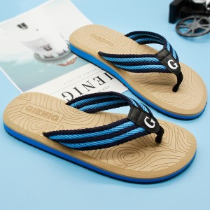 New Summer Flip Flops Sandals For Men 2018 Collection Slippers Beach Male Slippers Outdoor Fashion Sandals