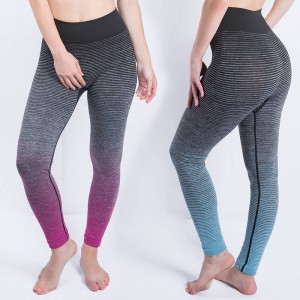 New Women Sexy Stretchy Leggings Push Up Cropped Activity Body Shaper For Women Thumbnail