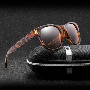 Polaroid Sunglasses Men Polarized UV400 High Quality Driver Fishing Goggles Retro Vintage Sunglasses
