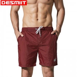 Swimwear Mens Swimming Shorts For Men Swimsuit Quick Dry Swim Trunks Beach Running Play Wear Loose Short