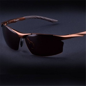 Top Quality Beach Sunglasses Sports Luxury Eyewear Aluminium Fishing Cycling Biking Eye Glasses