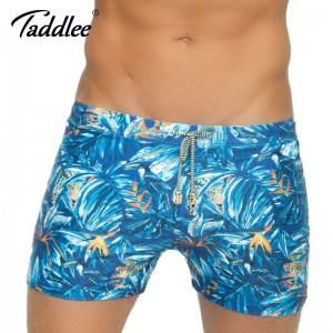 Traditional Basic Long Mens Swimwear Surf Board Trunks Swim Boxers Beach Style Shorts Summer Trunks For Men