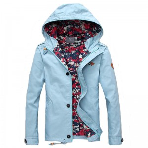 Trending Jackets Spring New Arrival Men Jacket With Hood Fashion Jacket Casual Spring  Autumn Jacket Coats Outwear