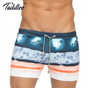 Trending Swimming Trunks Boxers Surfing Boarding Shorts Swimsuits Swimwear For Males Long Basic Suit
