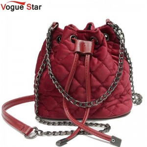 Vogue Star 2018 Collection Of Designer Fashion Chain Shoulder Bags Women Mini Handbags Bucket Tote Female Bag