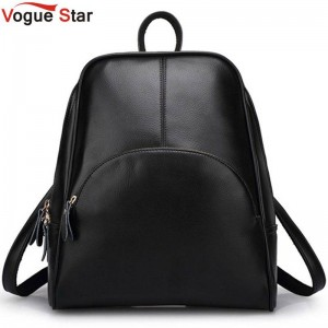Vogue Star New Fashion Backpack New School Bags Casual Style New Arrival Leather Bags Women Thumbnail