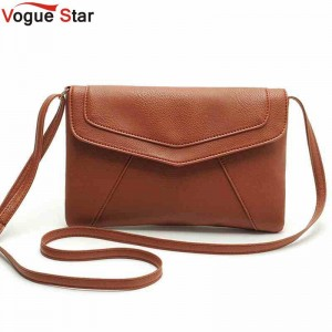Vogue Star New Fashion Hot Selling Envelope Bags Messenger Bags Handbags Crossbody Bags For Women Thumbnail