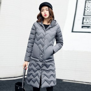 Winter Coat Women Parka Hooded Cotton Padded Long Coats Winter Jacket Women Manteau Femme Abrigos Mujer