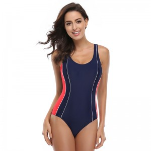 Women Professional Sport One Piece Swimsuit Sports Swimwear Bathing Suit Brazilian Bathing Suit Sport Beachwear