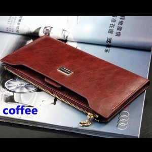 Women Wallet Pu Leather Zipper Wallets Purse Cardholders Long Clutches Ladies Thumbnail