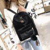 2018 Autumn Winter Backpack For Women Velvet School Bags Shoulder Bags Fashion Designer Female Backpack Extra Image 3