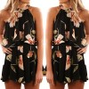 2018 Summer Sleeveless Rompers Mini Dress For Women Beach Outfit Set New Arrival Summer Wear For Ladies Extra Image 2