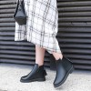 2019 Women Winter Tassel Boots Fashion Warm Side Zipper Women Shoes Flat Female Ankle Boots Martin Boots Extra Image 4