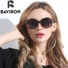 BAVIRON City Eye Tortoise Sunglasses Women Polarized Lenses Glasses Retro Sunglasses Style Gradient Colors Rays UV400 Extra Image 5