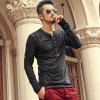 Brand Designer Men Cotton Vintage Henry T Shirts Casual Long Sleeve High quality Men Old Color Cardigan T shirt Extra Image 6