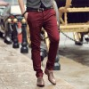 Fashion New High quality Casual cargo Mens pants winter business design cotton trousers men long pants Extra Image 2